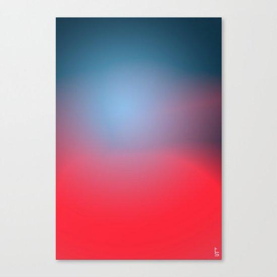 Soft Horizon Canvas Print