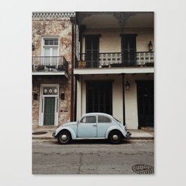 NOLA Series #9 Canvas Print
