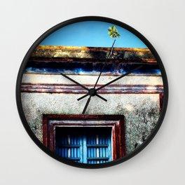 Tree House II Wall Clock