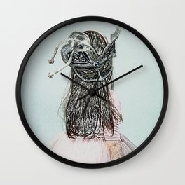 My Untold Fairy-Tales Series (3 of 3) Wall Clock