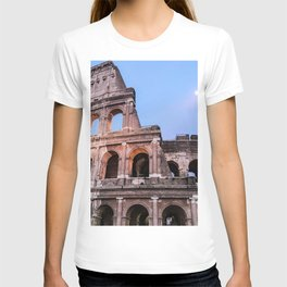 Colosseum at Night T-shirt