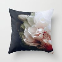 renaissance Throw Pillows featuring Renaissance  by Shannon Marie