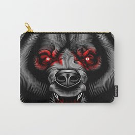 Albanian Bear Carry-All Pouch