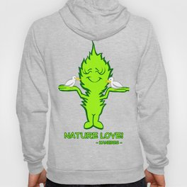 Nature Love Hoody