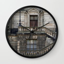 Architecture of Berlin Wall Clock