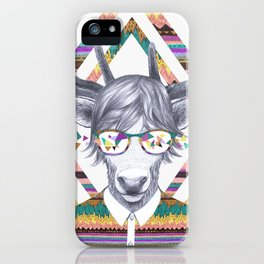 DREAMTAPES, created by Elena Mir and Kris Tate iPhone Case