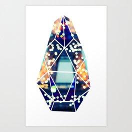 Twinkle Twinkle Gem Art Print