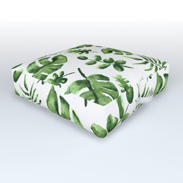 Falling Verde Outdoor Floor Cushion