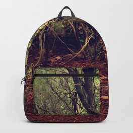 Waking up Backpack