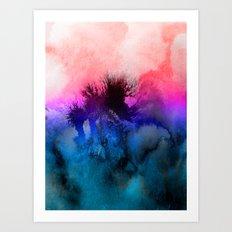 Weightless Art Print