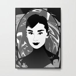 Mirror Mirror. Metal Print