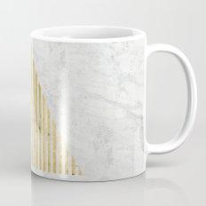 Trian Gold Coffee Mug
