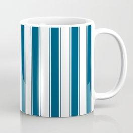 Stripes - Blue Coffee Mug