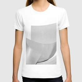 From the Inside Out Black And White Afternoon Vintage Retro Photography I T-shirt