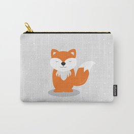 Franky Fox Carry-All Pouch