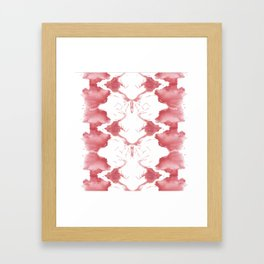 Floral 2 Framed Art Print