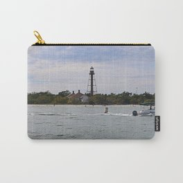 Swinging by Sanibel Carry-All Pouch