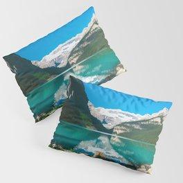 Lake Louise, Alberta Pillow Sham