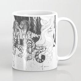 Tigers Eye to Eye Coffee Mug