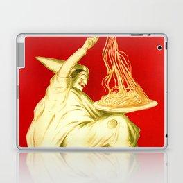 Pasta Baroni Leonetto Cappiello Laptop & iPad Skin