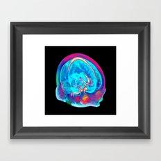 The fantastic average Joe Framed Art Print
