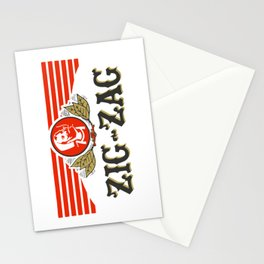 ZIG-ZAG rolling papers Stationery Cards