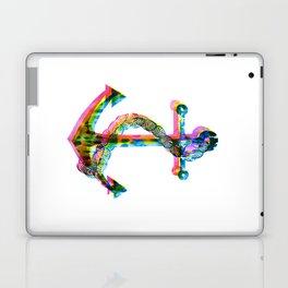 CMYK Anchor Laptop & iPad Skin
