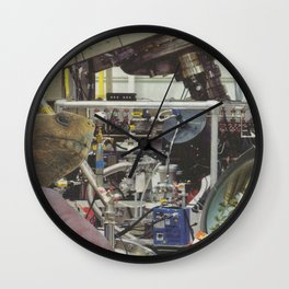 The Creative Process Wall Clock