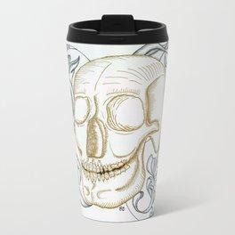 Entre la vida y la muerte Travel Mug