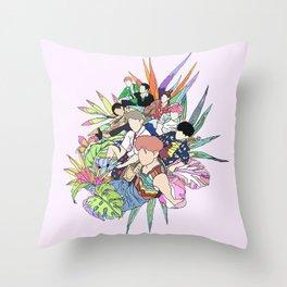 Ko Ko Bop. Throw Pillow