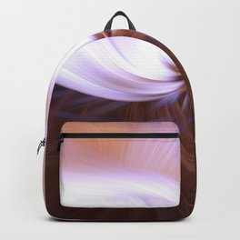 Twirling colours Backpack