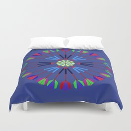 Game of Darts Design Duvet Cover