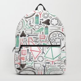 Cycling Bike Parts Backpack
