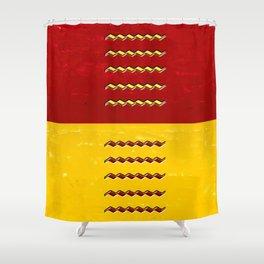Flag Shower Curtain