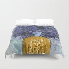 California Lilac Duvet Cover