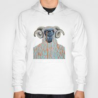 sweater Hoodies featuring Gorilla Sweater by Prince Pat