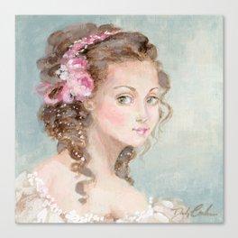Gizelle Canvas Print