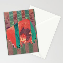 Trapped inside Stationery Cards
