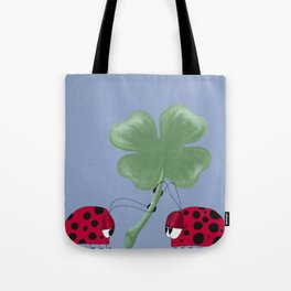 You Are My Good Luck Charm Tote Bag