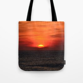 so sunset! Tote Bag