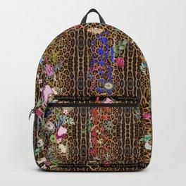 leopard enlightment Backpack