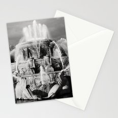 Chicago's Buckingham Fountain Stationery Cards