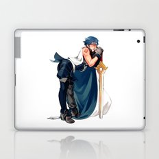 Chrom 1/7 Scaled Figure Laptop & iPad Skin