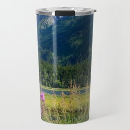 July at Tern Lake - II Travel Mug
