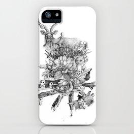 The Spirits' Playground iPhone Case