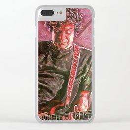 Dean Ween  Weener Clear iPhone Case