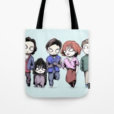 Saturday Detention Tote Bag