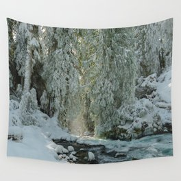Wanderlust Wonder  - Nature Photography Wall Tapestry