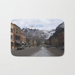 Downtown Telluride, Colorado Bath Mat