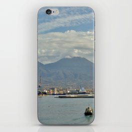 Mt. Vesuvius iPhone Skin